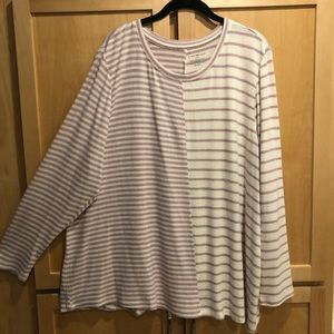 Tunic-style top Sz. 22/24